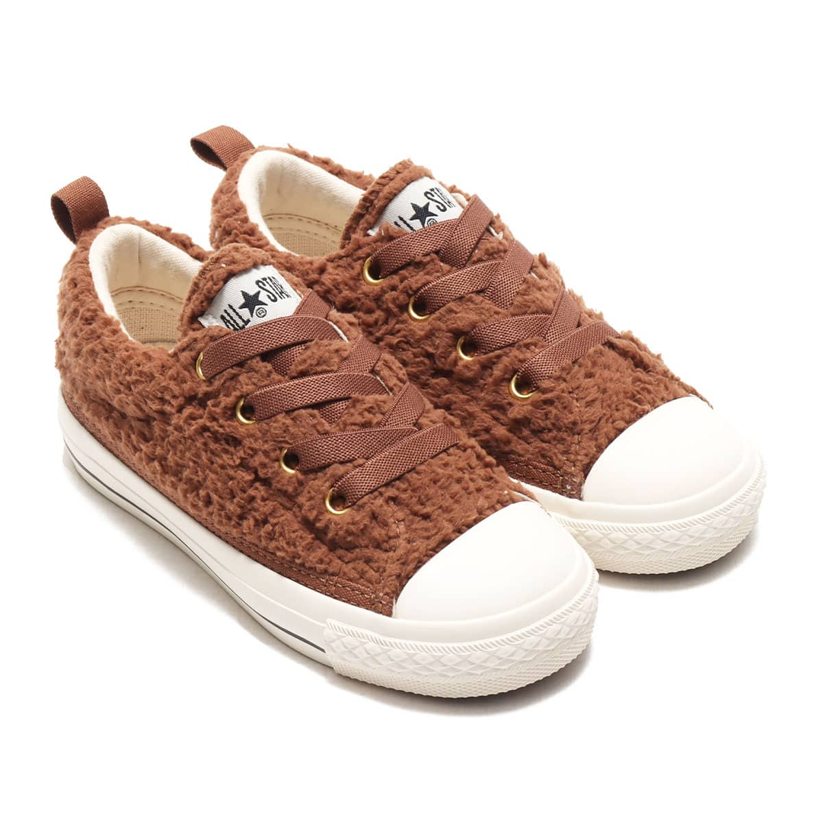 CONVERSE CHILD ALL STAR N BOA SLIP OX BROWN 20FW-I_photo_large