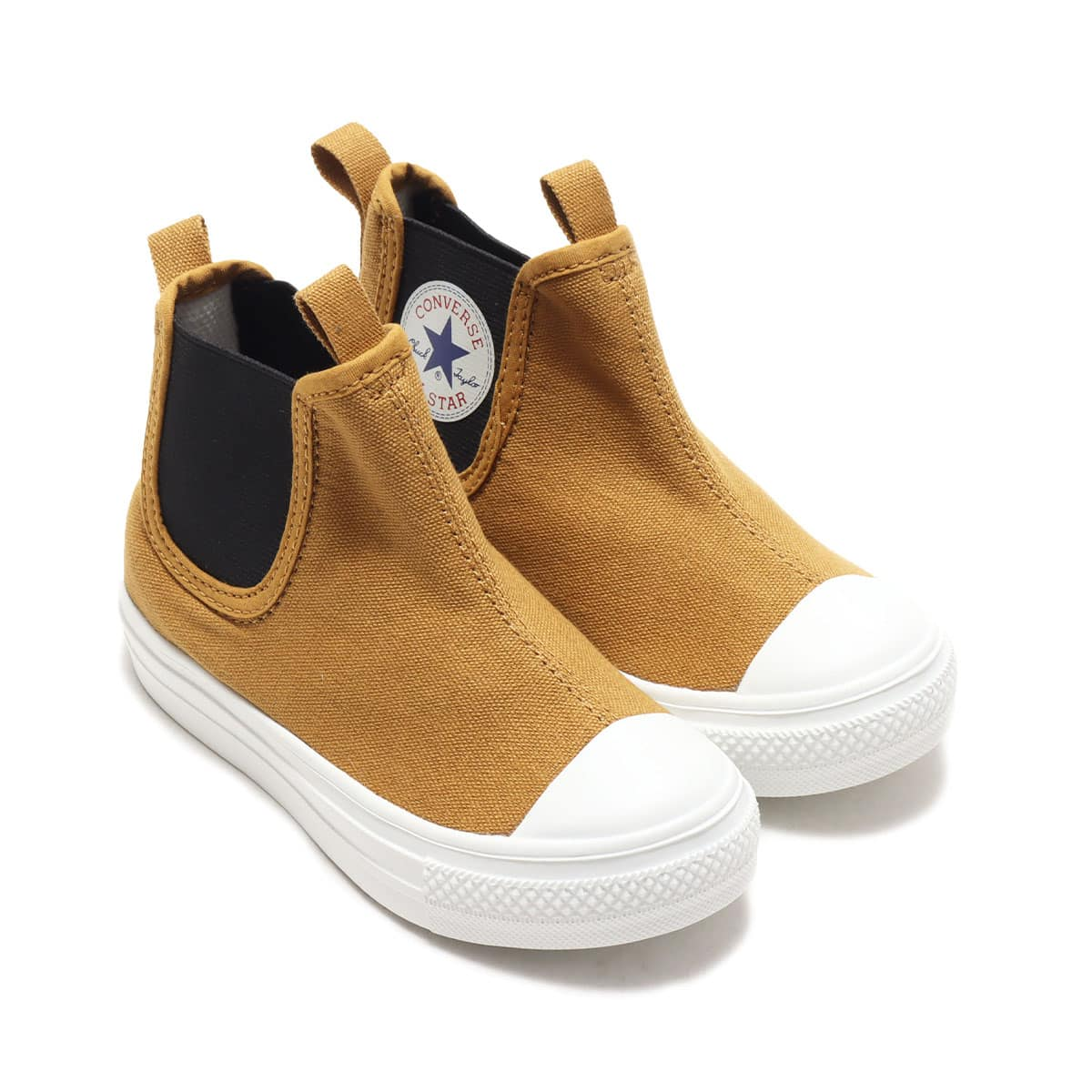 CONVERSE CHILD ALL STAR LIGHT SIDEGORE HI CAMEL 20FW-I_photo_large