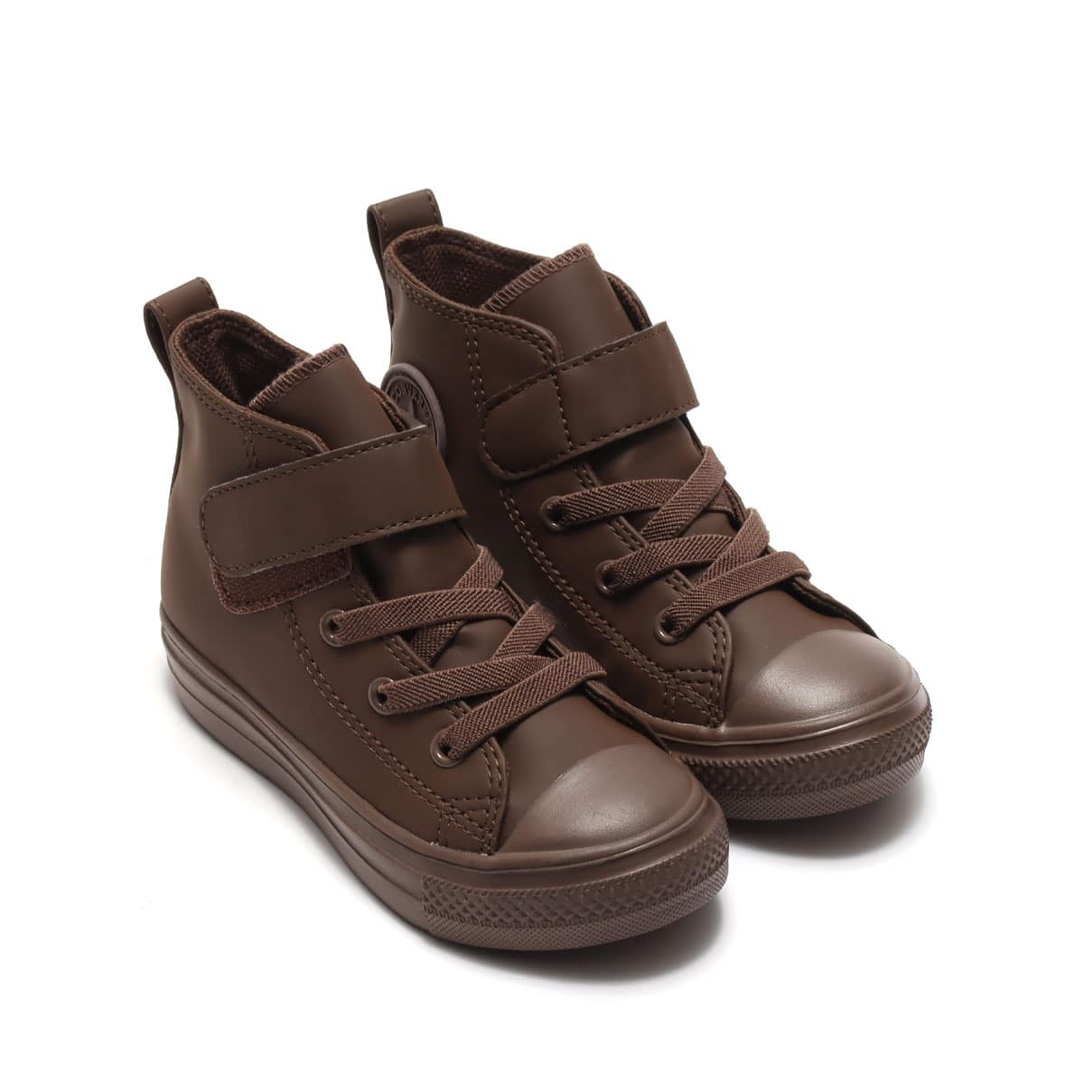 CONVERSE CHILD ALL STAR LIGHT WR V-1 HI BROWN 21SS-I_photo_large
