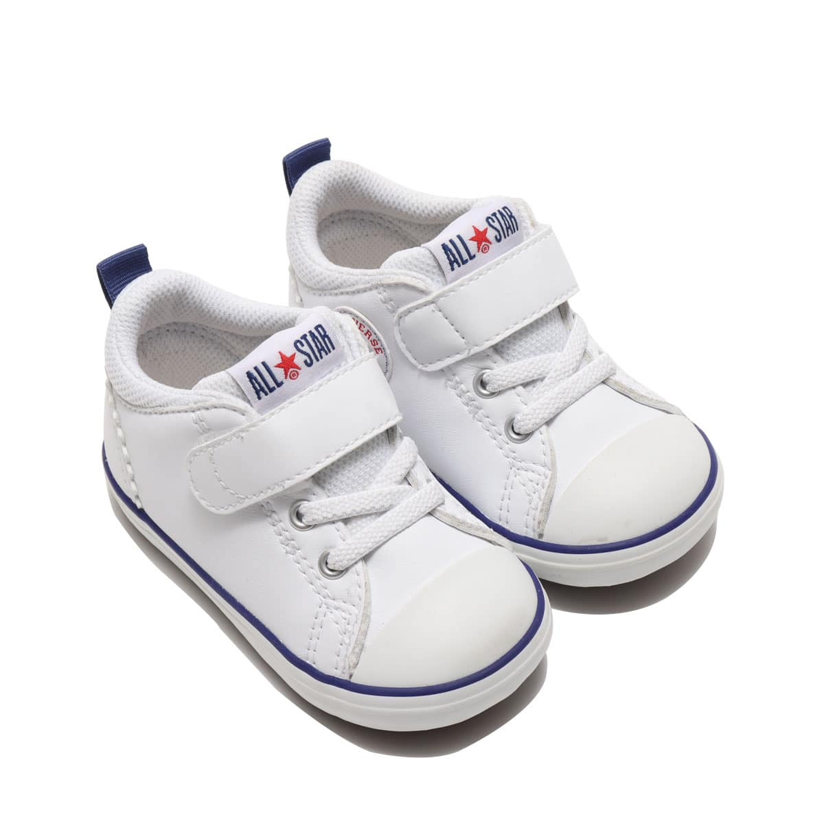 CONVERSE MINI ALL STAR N V-1 WHITE 21SS-I_photo_large