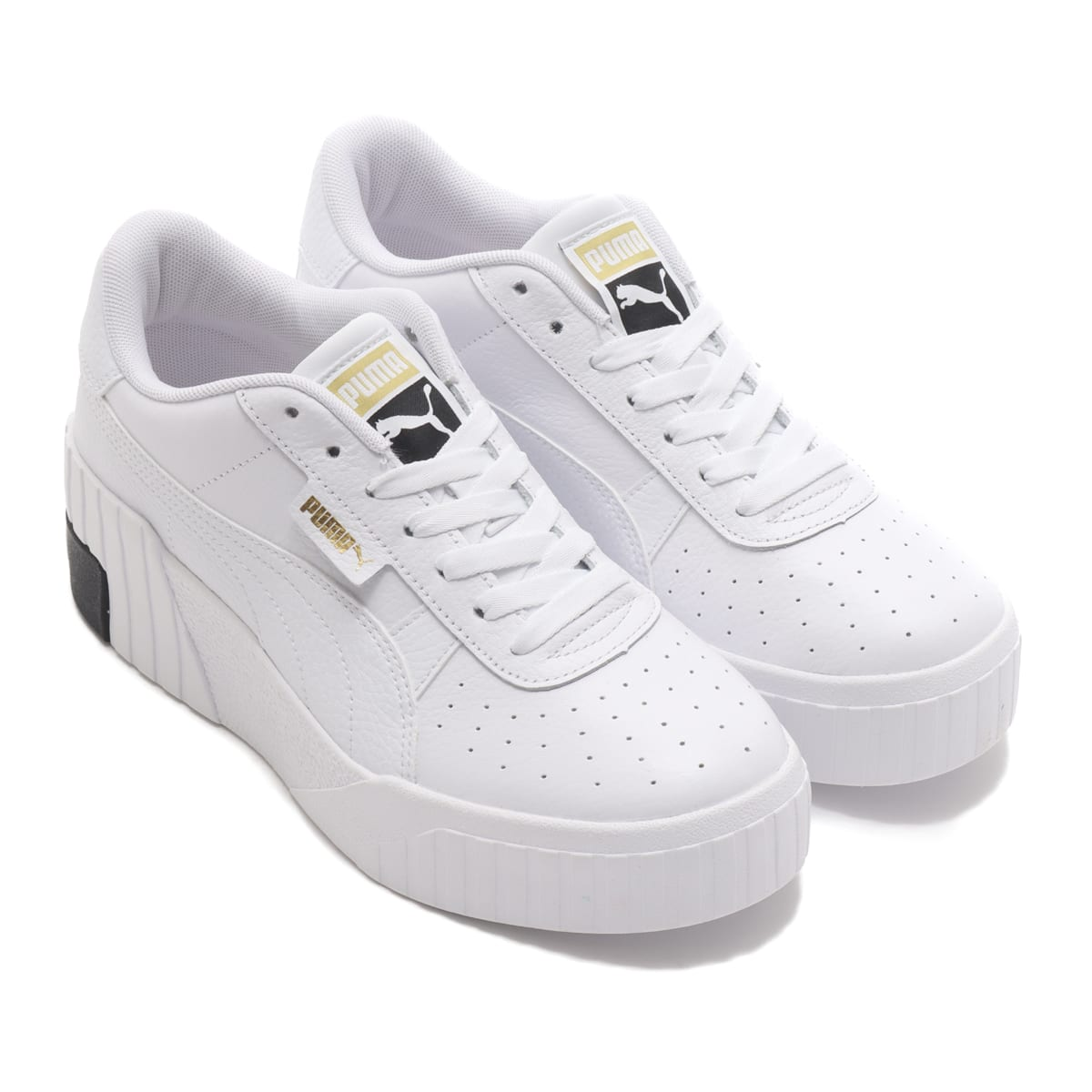 PUMA CALI WEDGE WNS WHITE/BLACK 20FA-S_photo_large