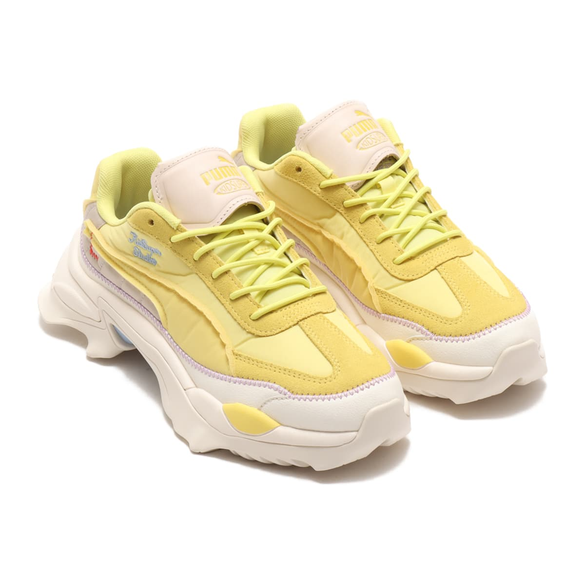 PUMA NITEFOX KIDSUPER LIME/YELLOW 20FA-S_photo_large