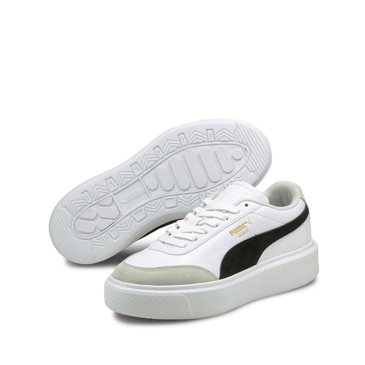 PUMA OSLO MAJA ARCHIVE WNS Puma White-Puma Black 21SP-I_photo_large