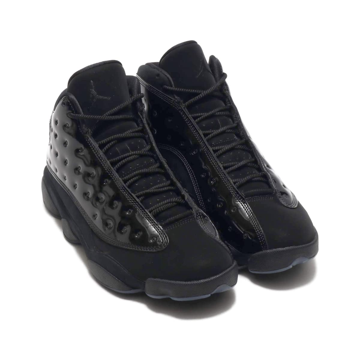 NIKE AIR JORDAN 13 RETRO BLACK/BLACK 19SU-S_photo_large