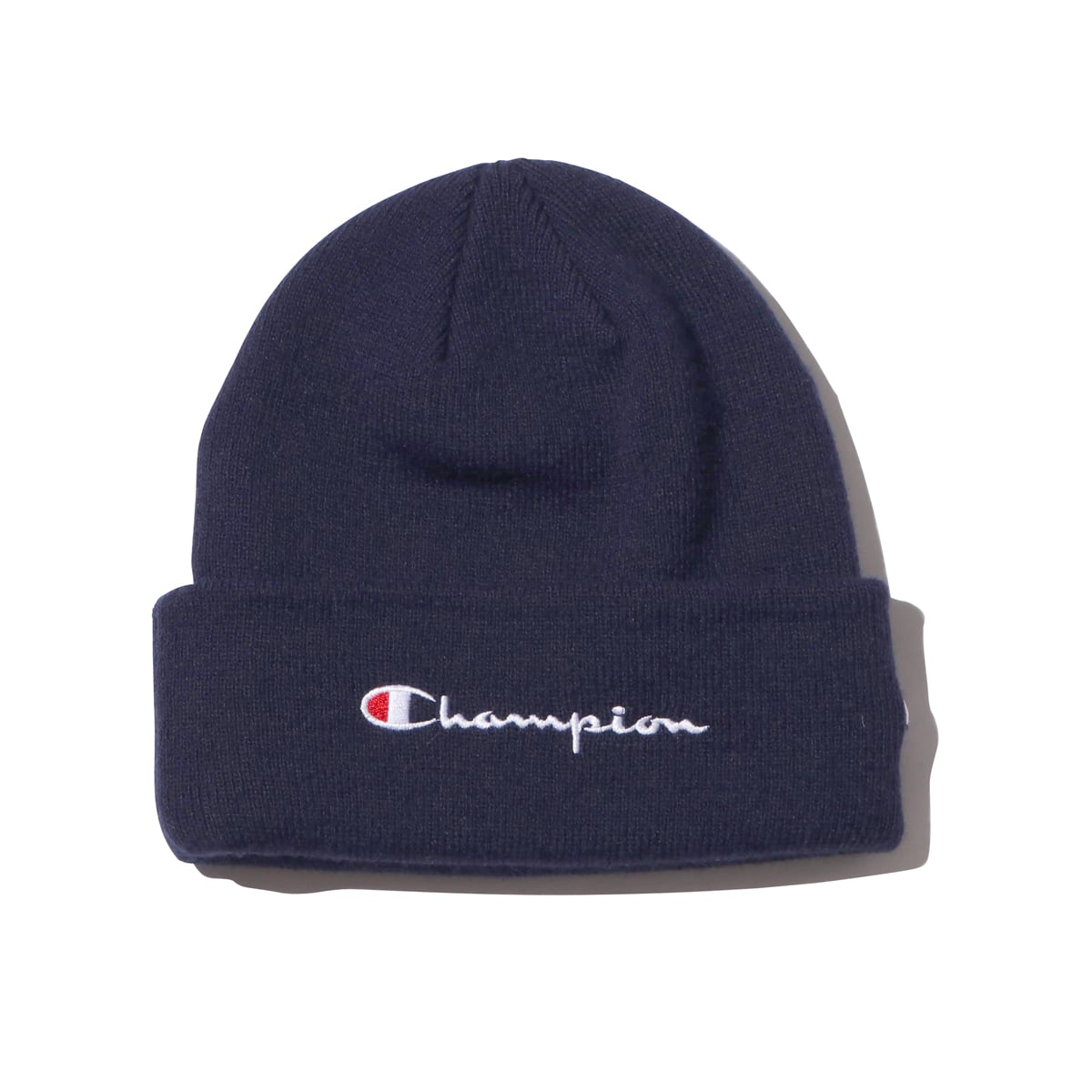 CHAMPION x ATMOS LAB KNIT CAP NAVY 18FW-I_photo_large