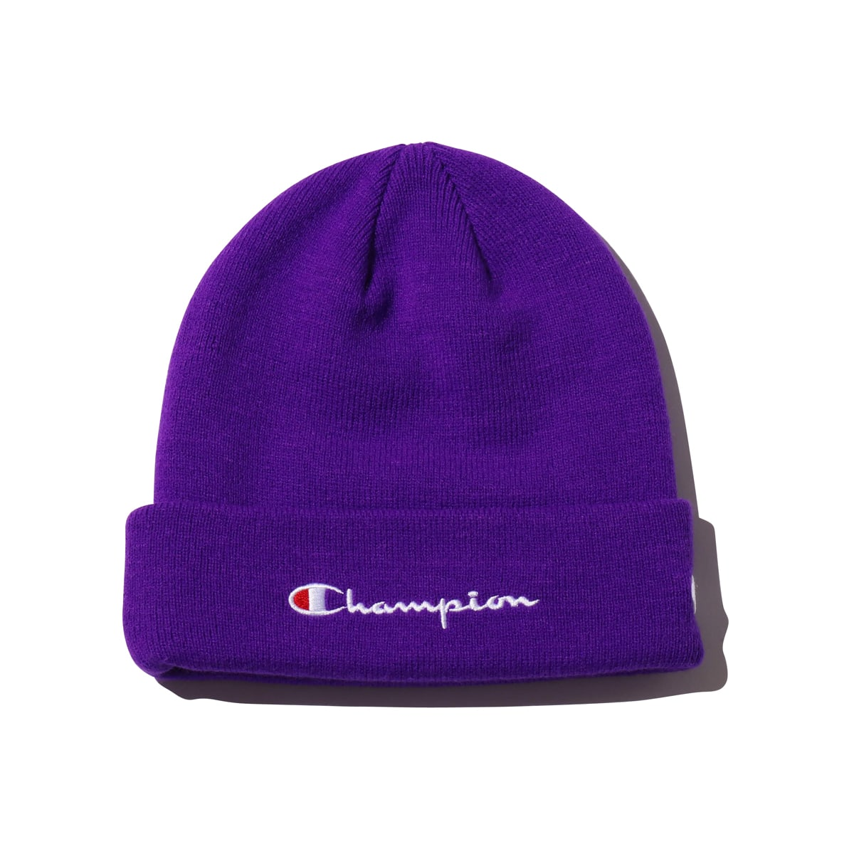 CHAMPION x ATMOS LAB KNIT CAP PURPLE 18FW-I_photo_large