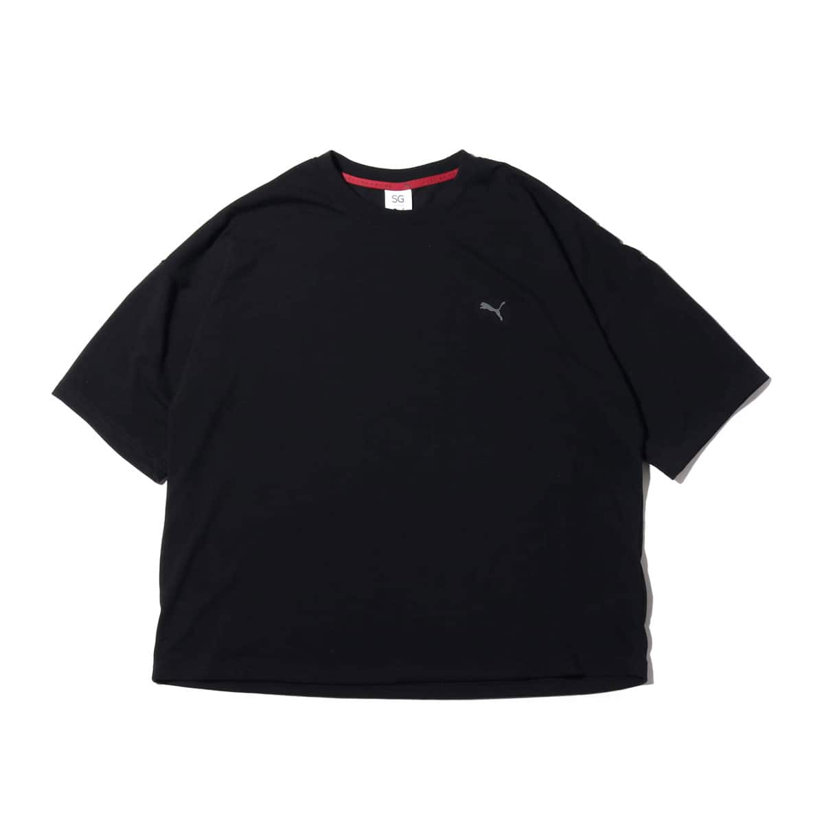 PUMA × SG TEE DC3  PUMA BLACK_photo_large