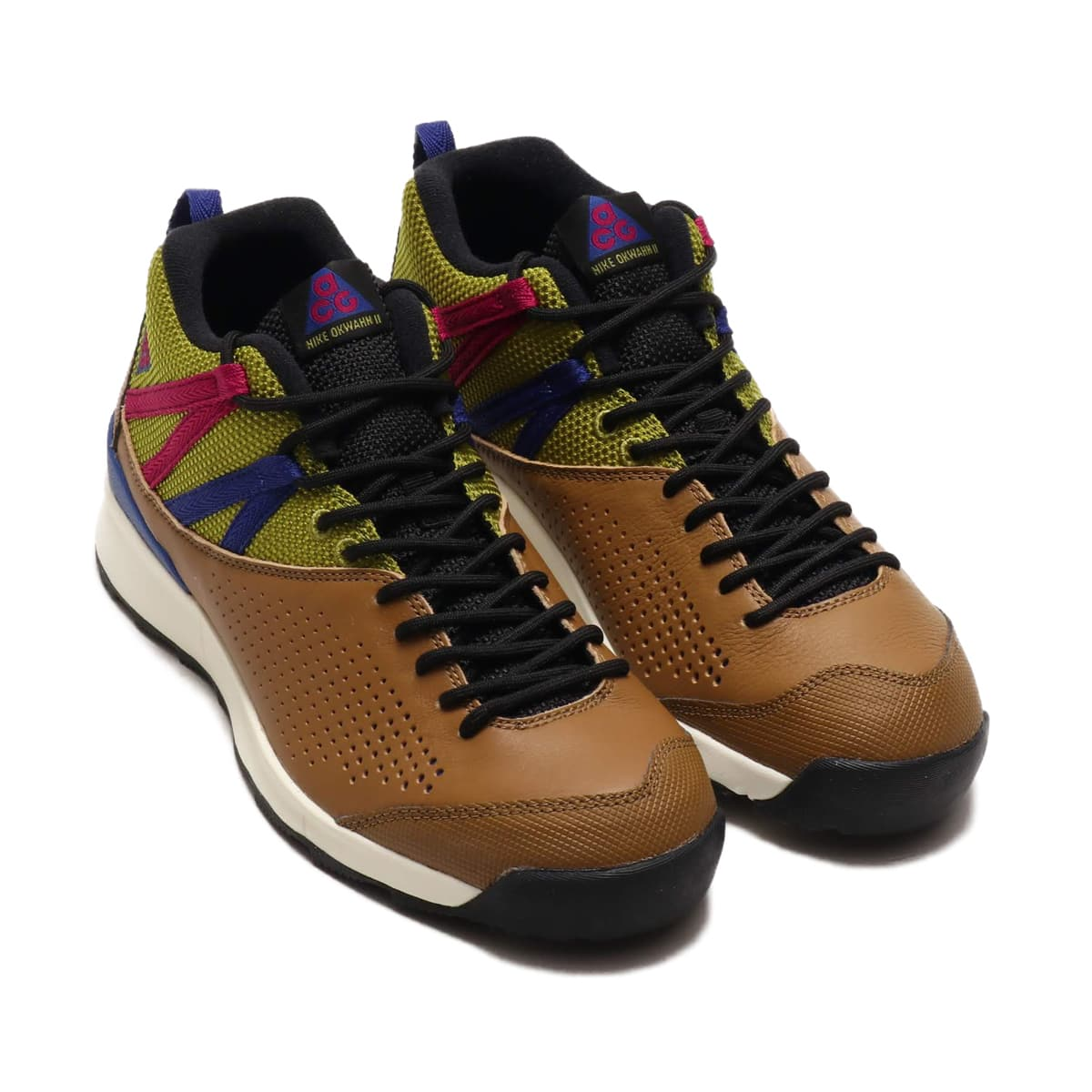 NIKE OKWAHN II GOLDEN BEIGE/DEEP ROYAL BLUE-TRUE BERRY 19SU-S_photo_large