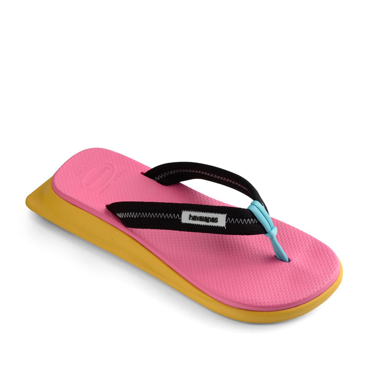 Havaianas TRADI ZORI INSITUTIONAL Pink/Black 20FA-S_photo_large