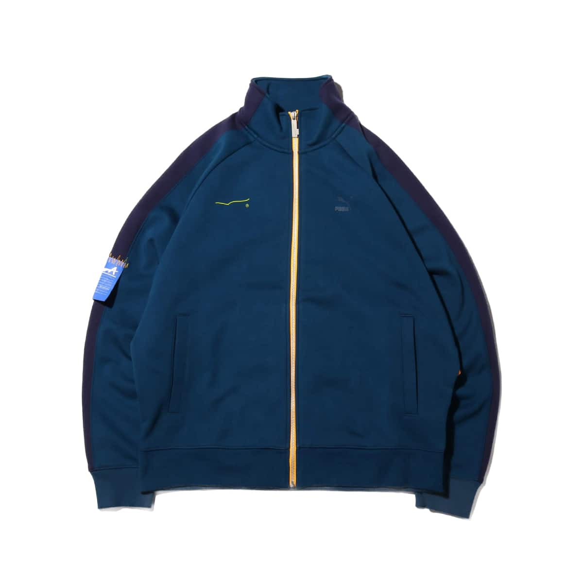 PUMA X ADER T7 TRACK TOP GIBRALTAR SEA 19FA-S_photo_large