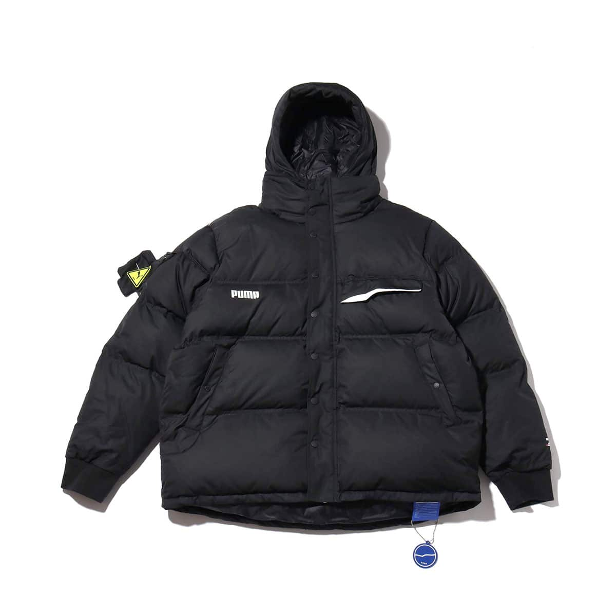 PUMA X ADER DOWN PUFFER PUMA BLACK 19FA-S_photo_large
