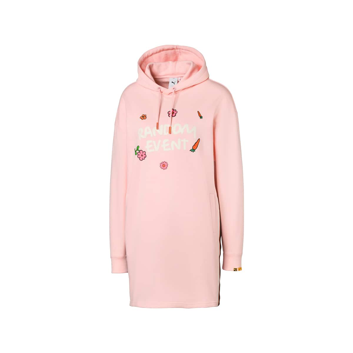 PUMA x RDET Hooded Dress GOSSAMER PINK 20SP-S_photo_large