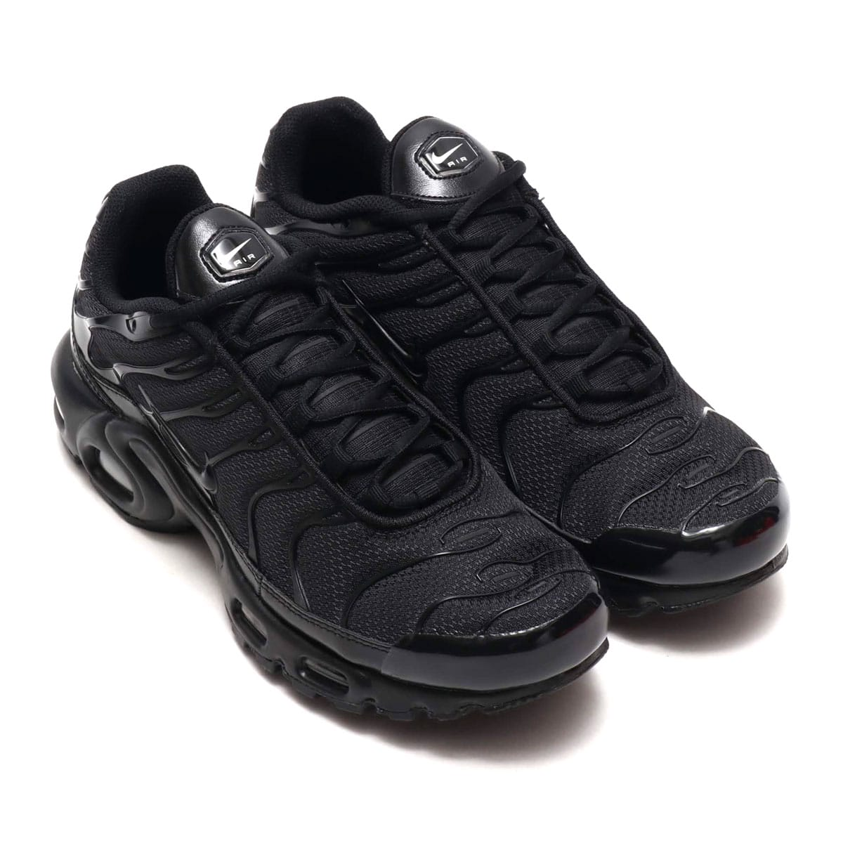 NIKE AIR MAX PLUS BLACK/BLACK-BLACK 19HO-I_photo_large