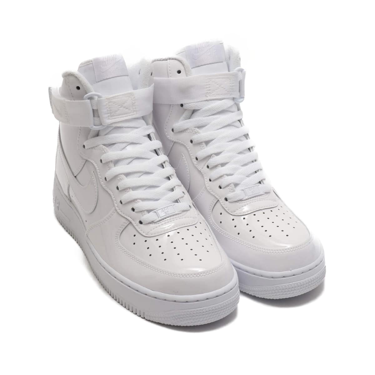 NIKE AIR FORCE 1 HI RETRO QS WHITE/WHITE-WHITE 19SU-S_photo_large