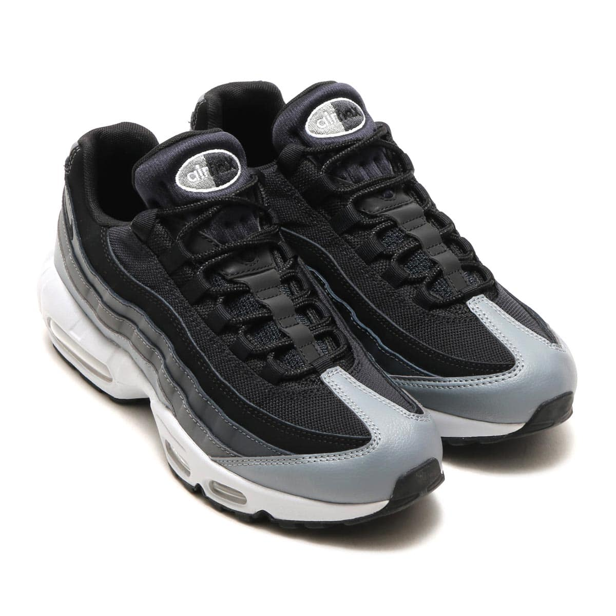 Nike Air Max 95 Mens Trainers White Anthracite Black New Release