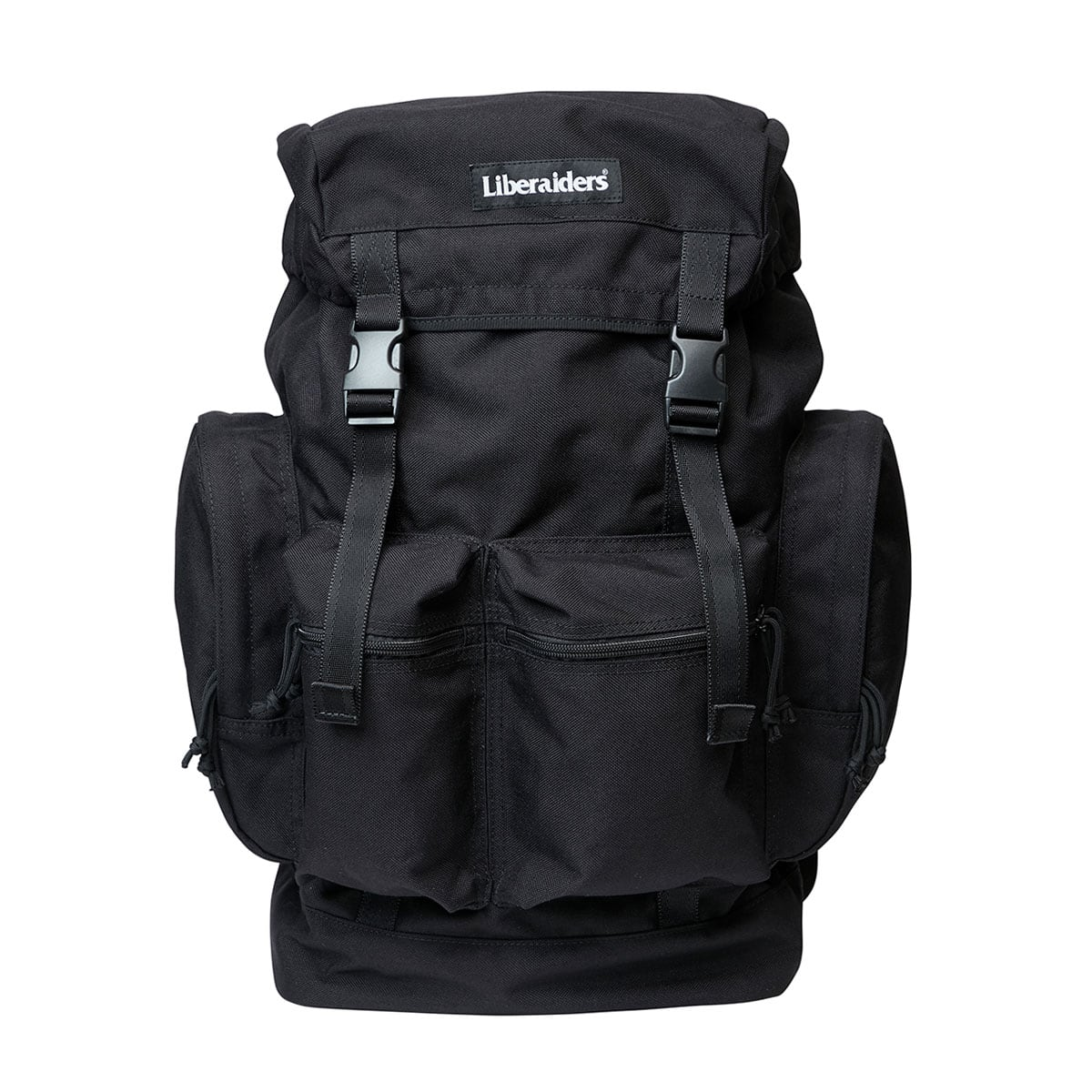 LIBERAIDERS TRAVELIN' SOLDIER BACKPACK BLACK 20SP-I_photo_large