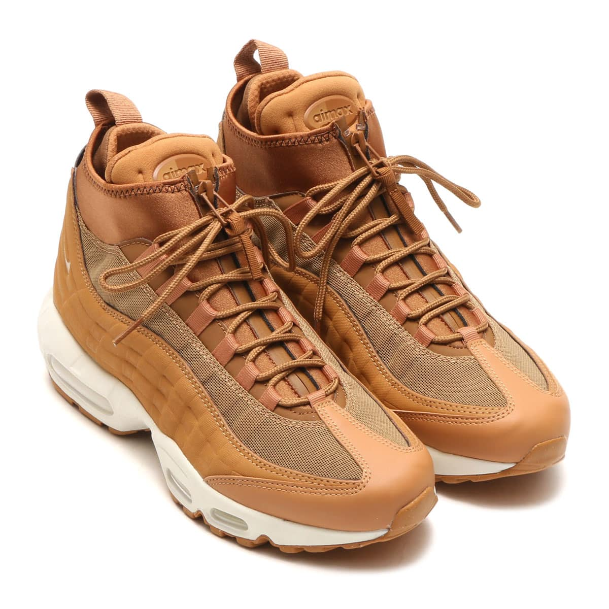 NIKE AIR MAX 95 SNEAKERBOOT FLAX/FLAX-ALE BROWN-SAIL_photo_large
