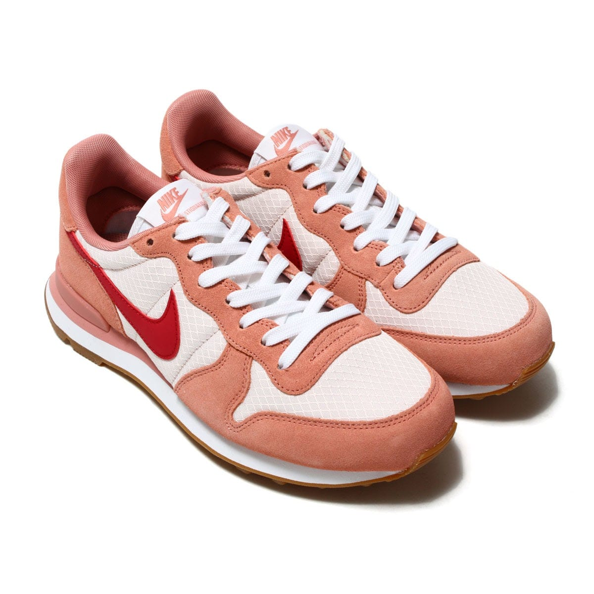 NIKE WMNS INTERNATIONALIST  RED STARDUST/NOBLE RED-SILT RED_photo_large