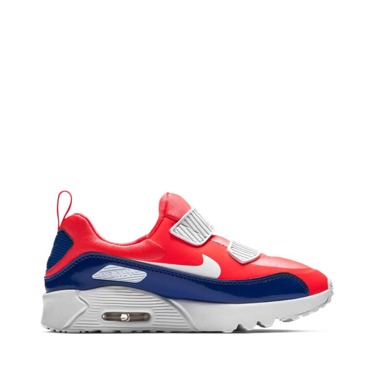 d83eea783d NIKE AIR MAX TINY 90 (PS) BRIGHT CRIMSON/WHITE-INDIGO FORCE 19SP-I