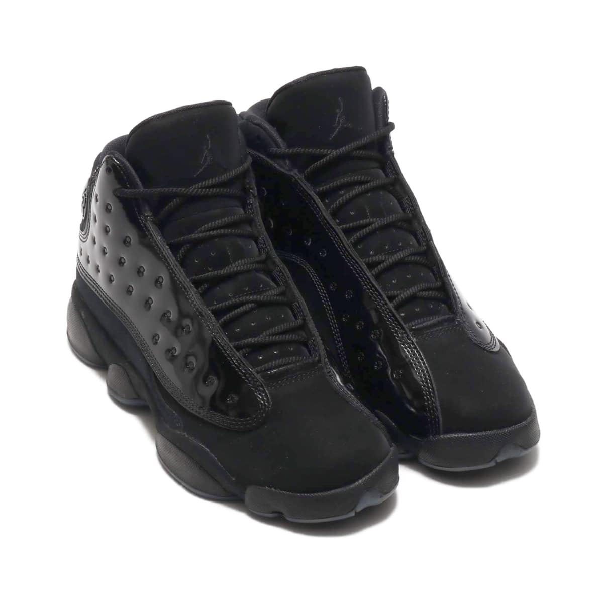 NIKE AIR JORDAN 13 RETRO ナイキ エア ジョーダン 13 レトロ GS)BLACK/BLACK 19SU-S_photo_large