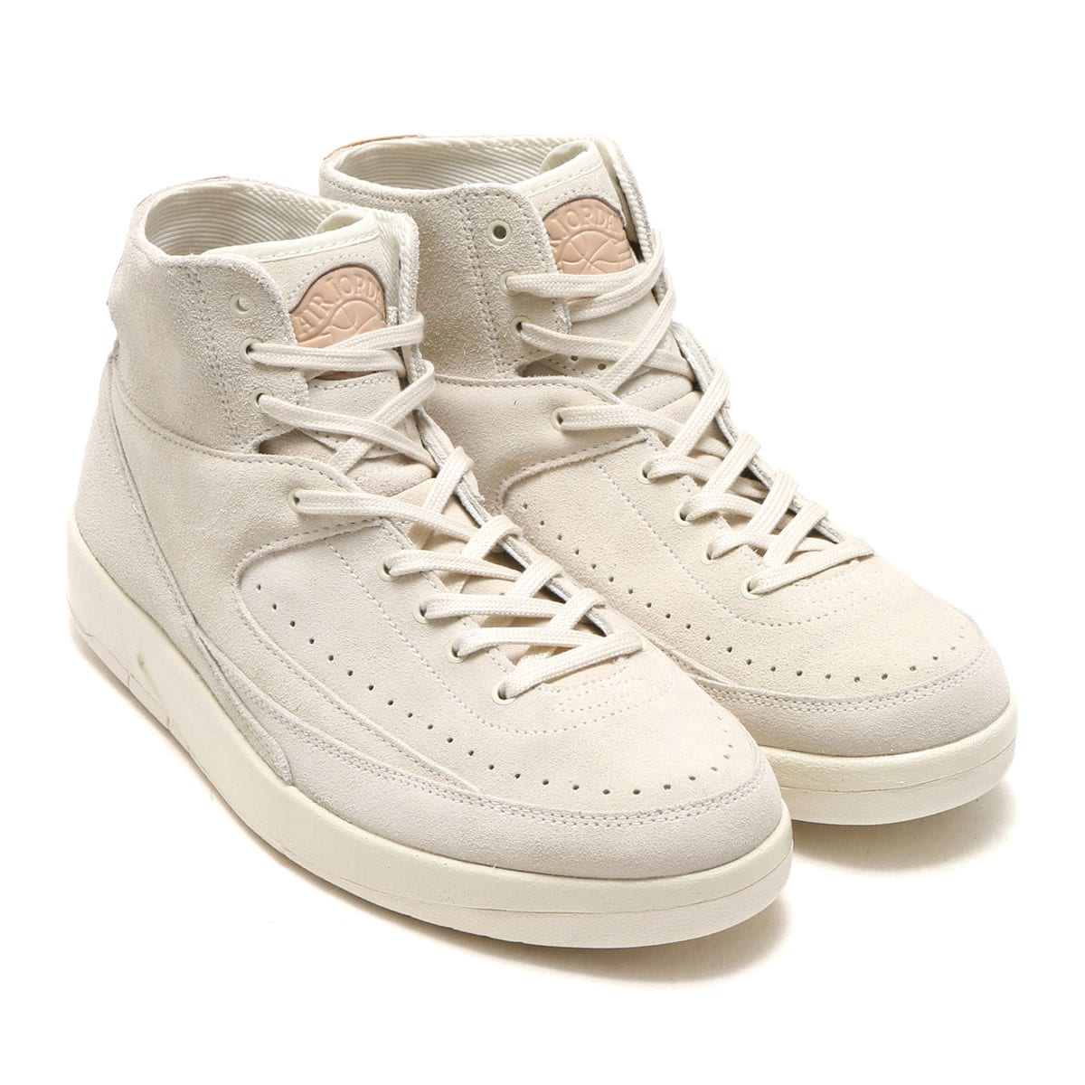 sale retailer 80428 0b86b NIKE AIR JORDAN 2 RETRO DECON SAIL/SAIL-BIO BEIGE