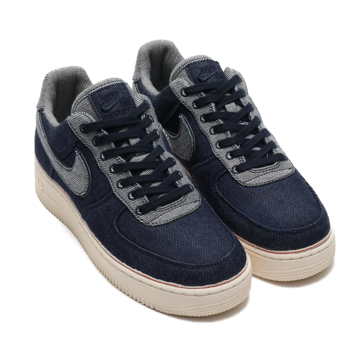 NIKE AIR FORCE 1 07 PRM RAW INDIGO /RAW INDIGO -DARK OBSIDIAN 19SU-S_photo_large