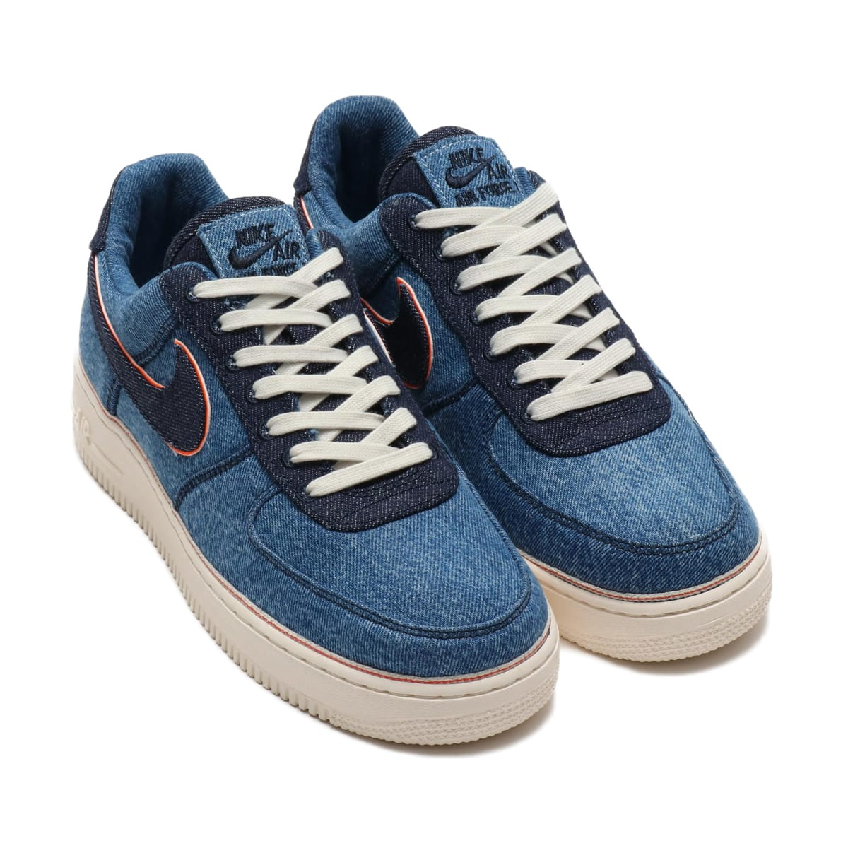 NIKE AIR FORCE 1 07 PRM STONEWASH BLUE/DARK OBSIDIAN 19SU-S_photo_large