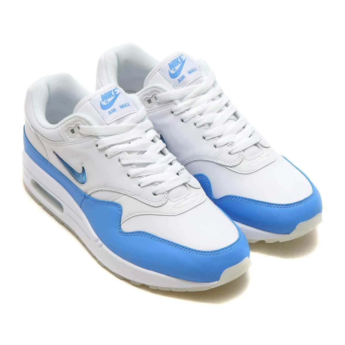 NIKE AIR MAX 1 PREMIUM SC  WHITE/UNIVERSITY BLUE-UNIVERSITY BLUE_photo_large