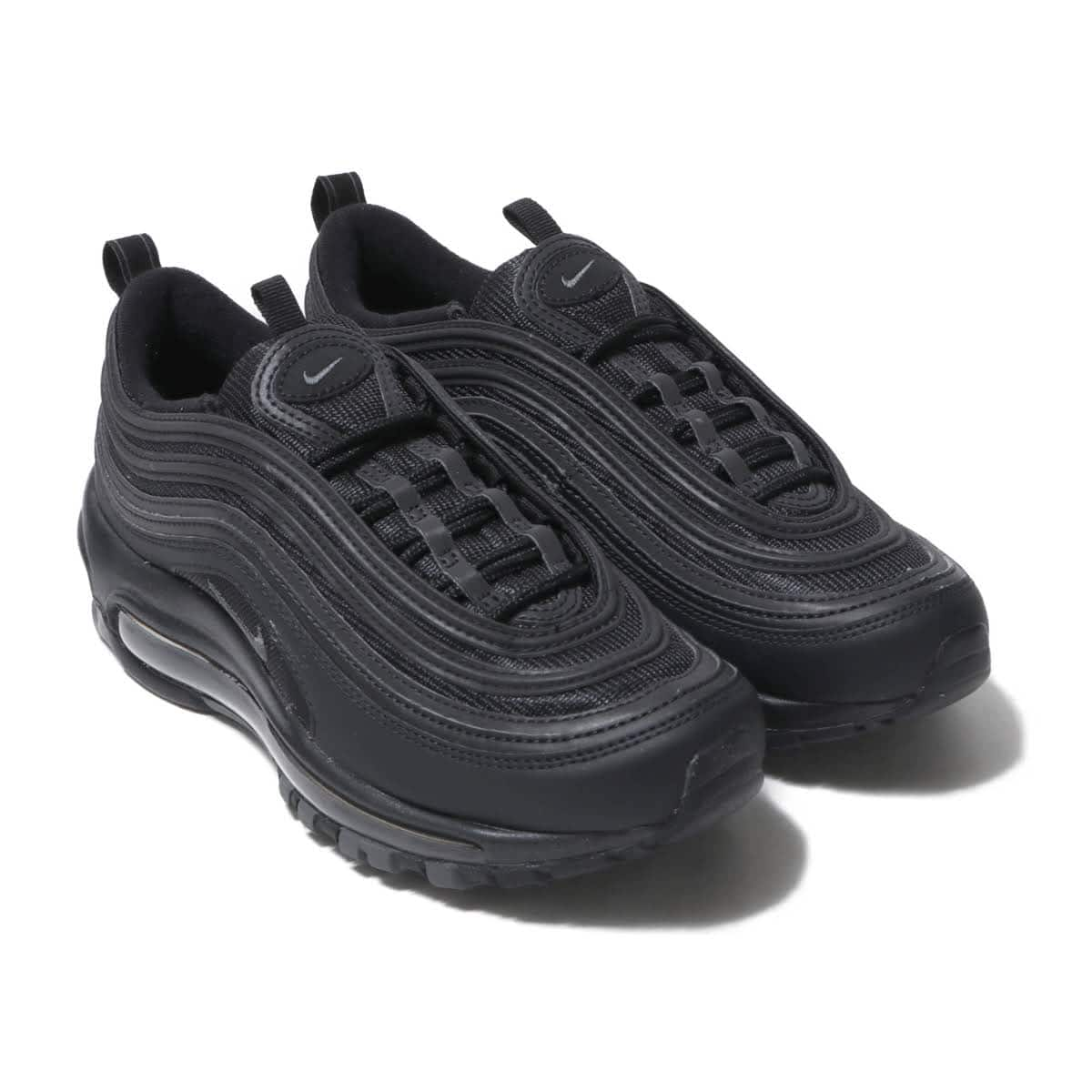 NIKE W AIR MAX 97 BLACK/BLACK-DARK GREY 19FA-I_photo_large