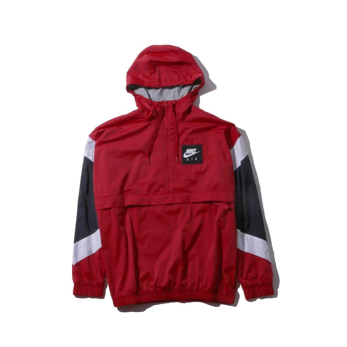 Nike Sportswear Jacket NSW AIR HD WVN Gym RedWhite