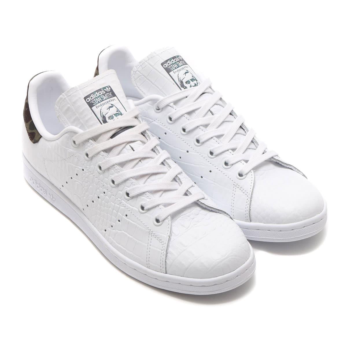 adidas stan smith white core black