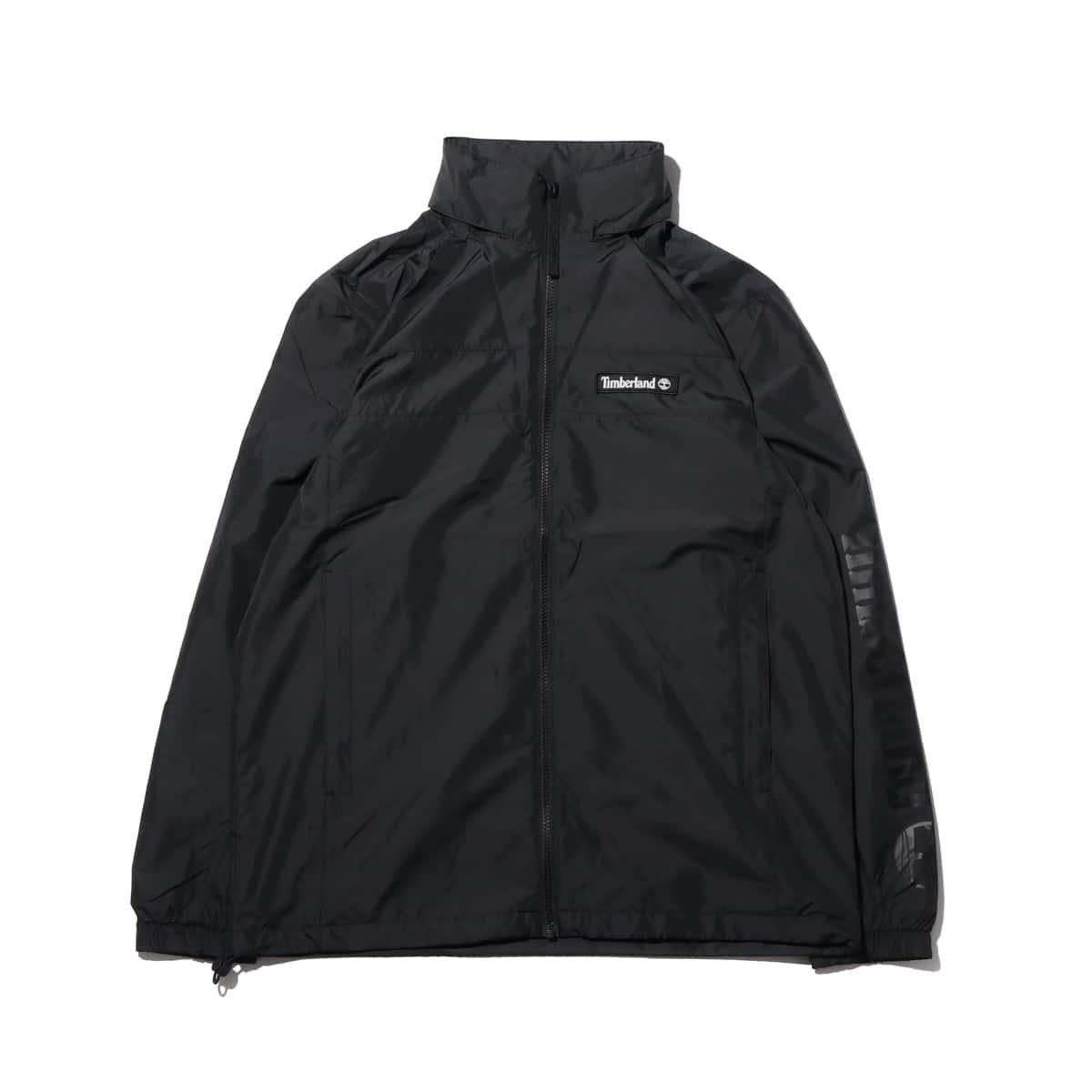 Timberland YCC Hooded full zip jacket  BLACK 19SS-I_photo_large