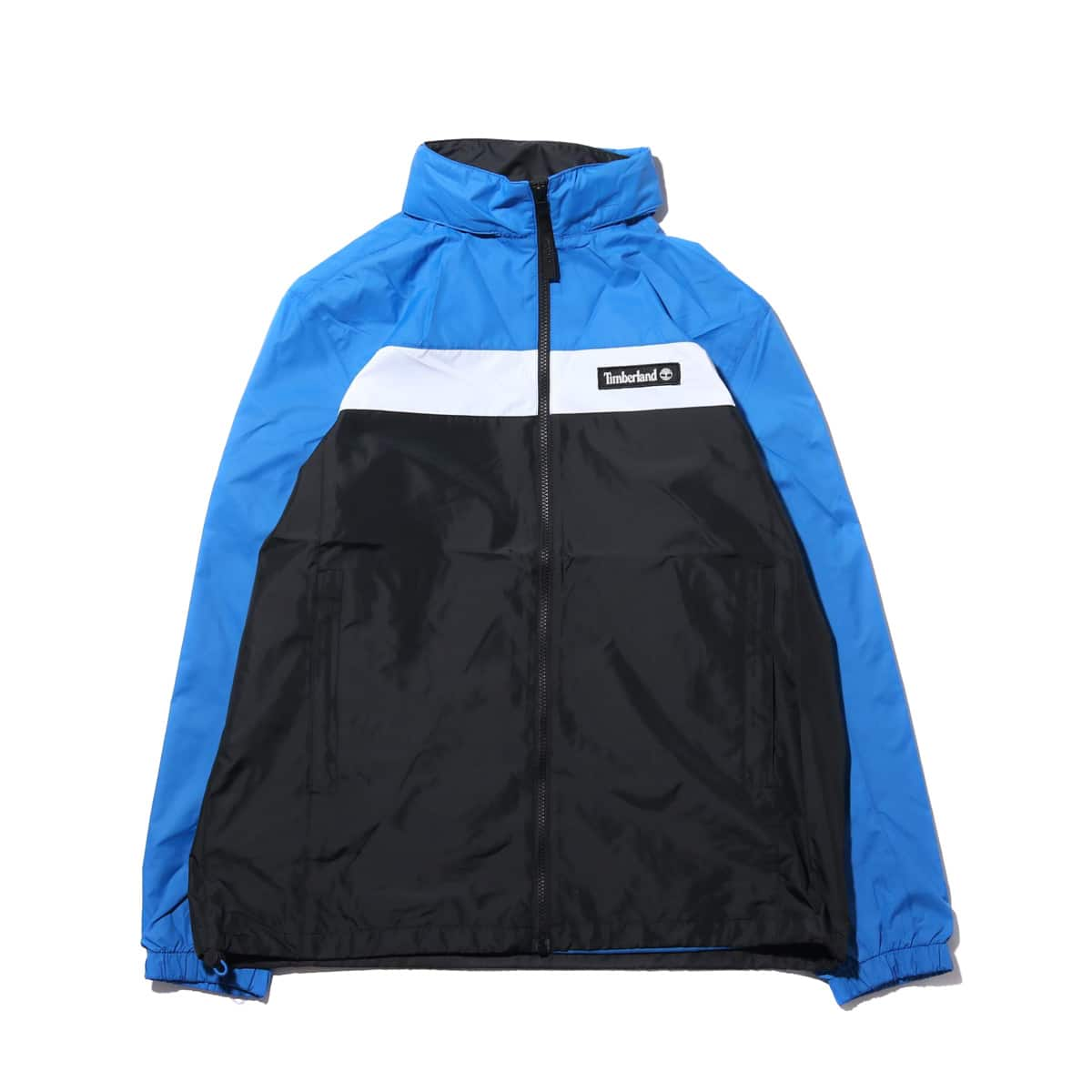 Timberland YCC Hooded full zip jacket  STRONG BLUE/BLACK 19SS-I_photo_large