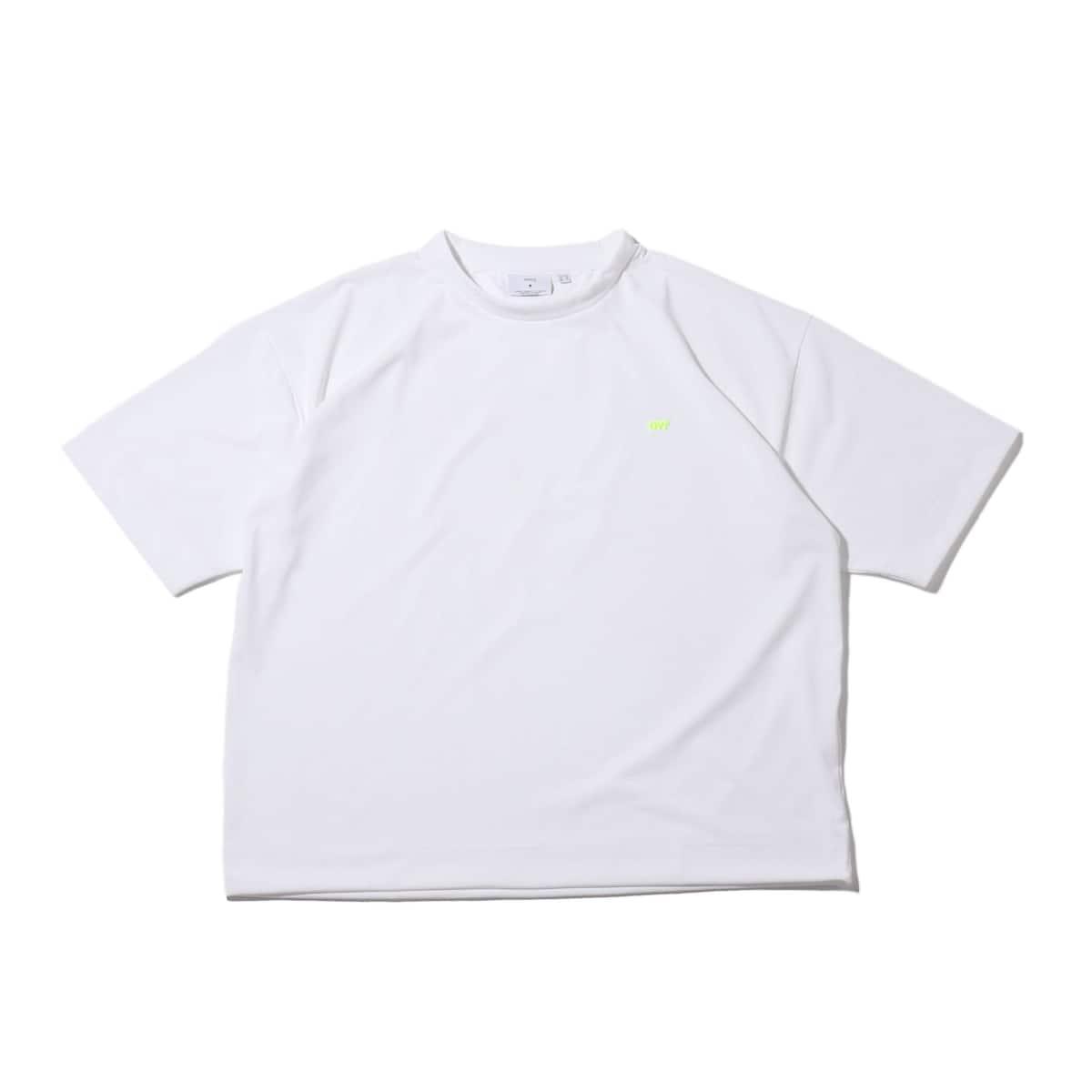 CONVERSE TOKYO ワンポイント 刺繍 Tシャツ ホワイト 19SS-I_photo_large