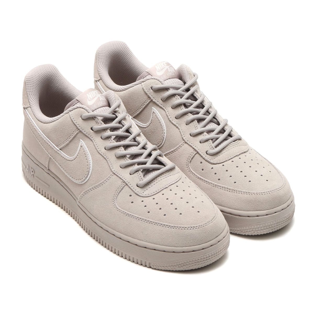 bdb8842d16b3e NIKE AIR FORCE 1 '07 LV8 SUEDE MOON PARTICLE/MOON PARTICLE-SEPIA  STONE_photo_large