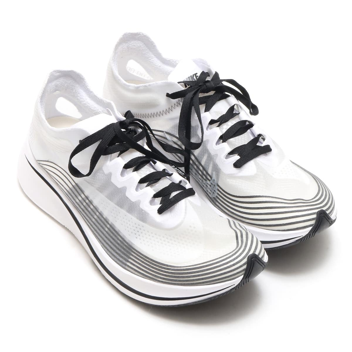 NIKE NIKELAB ZOOM FLY SP  WHITE/BLACK-SUMMIT WHITE_photo_large