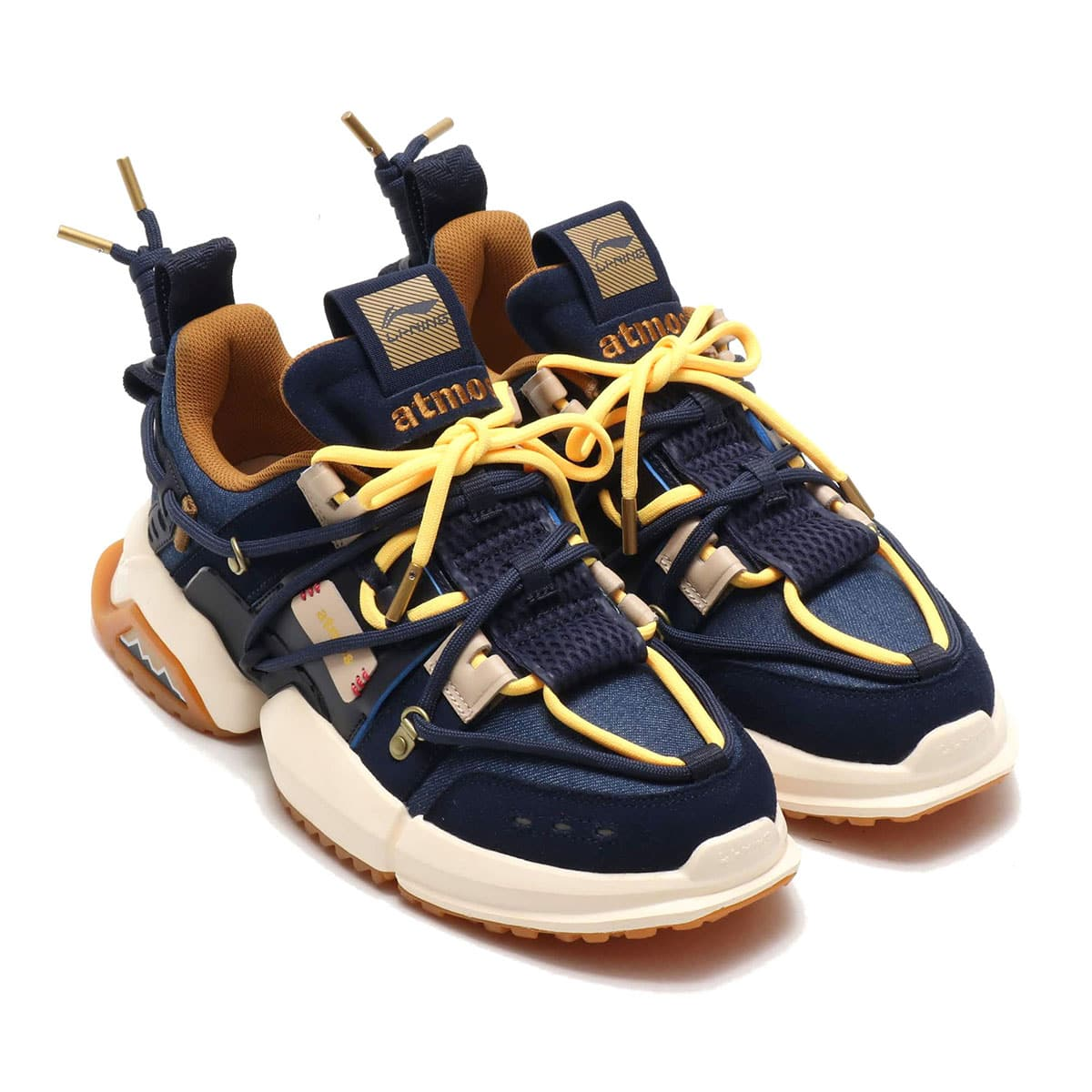 LI-NING TITAN for atmos LIMITED EDITION NAVY 19FA-S_photo_large
