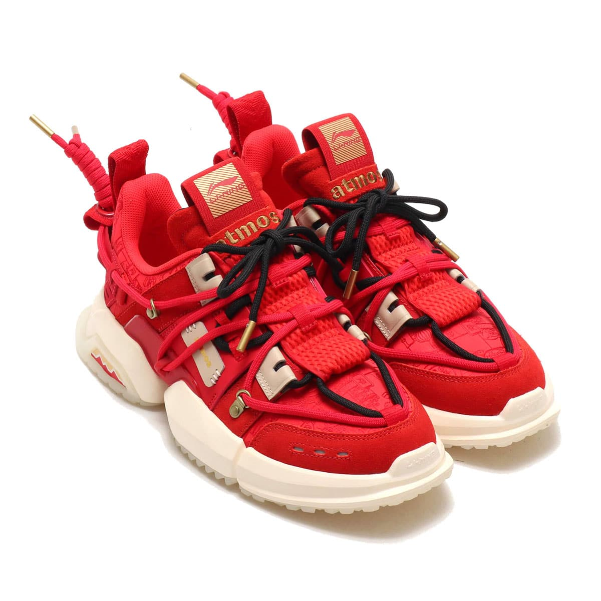 LI-NING TITAN for atmos LIMITED EDITION RED 19FA-S_photo_large