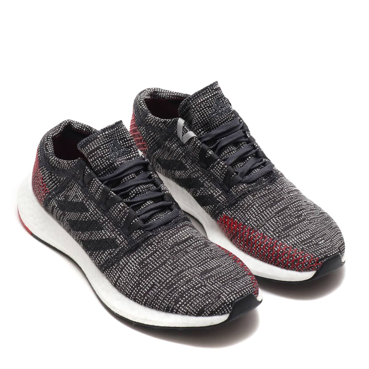 adidas PureBOOST GO CARBON/CORE BLACK