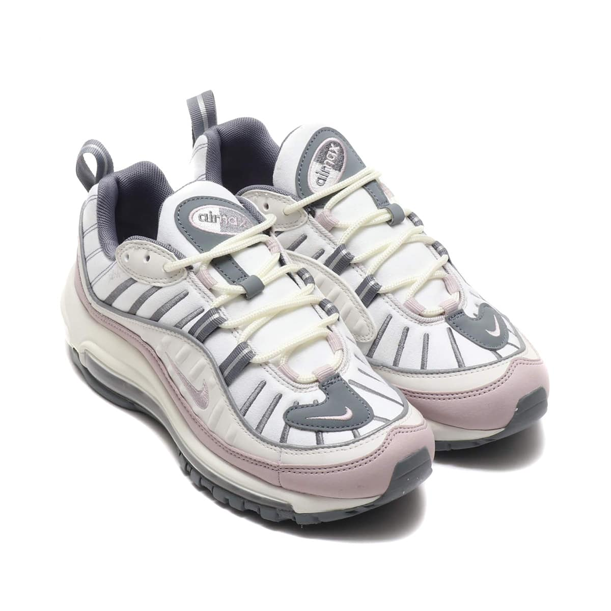 NIKE W AIR MAX 98 SMMT WHT/VLT ASH-CL GRY-RFLCT 19SU-I_photo_large