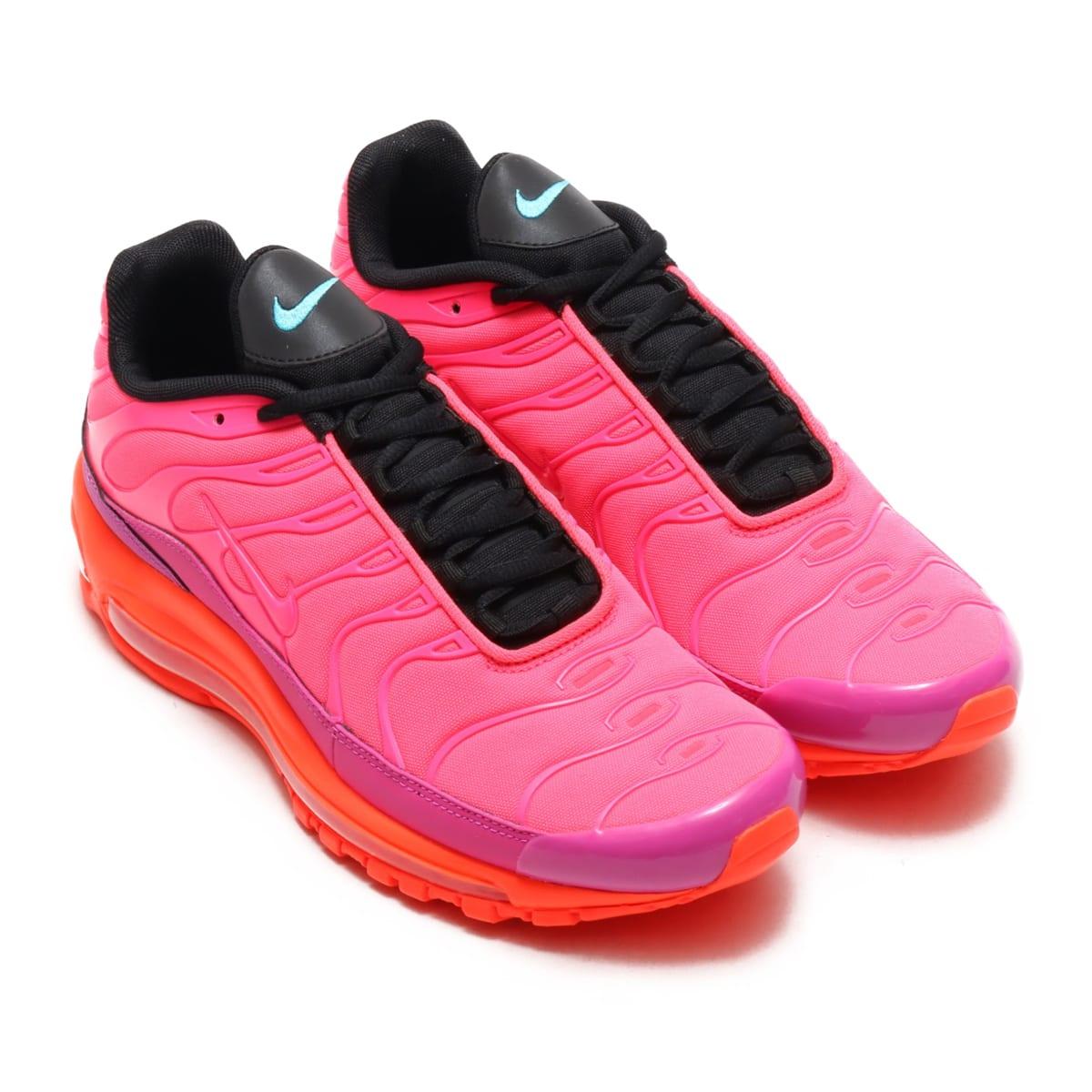 bonito UK Men's Shoe Nike Air Max 97 Plus Racer PinkTotal