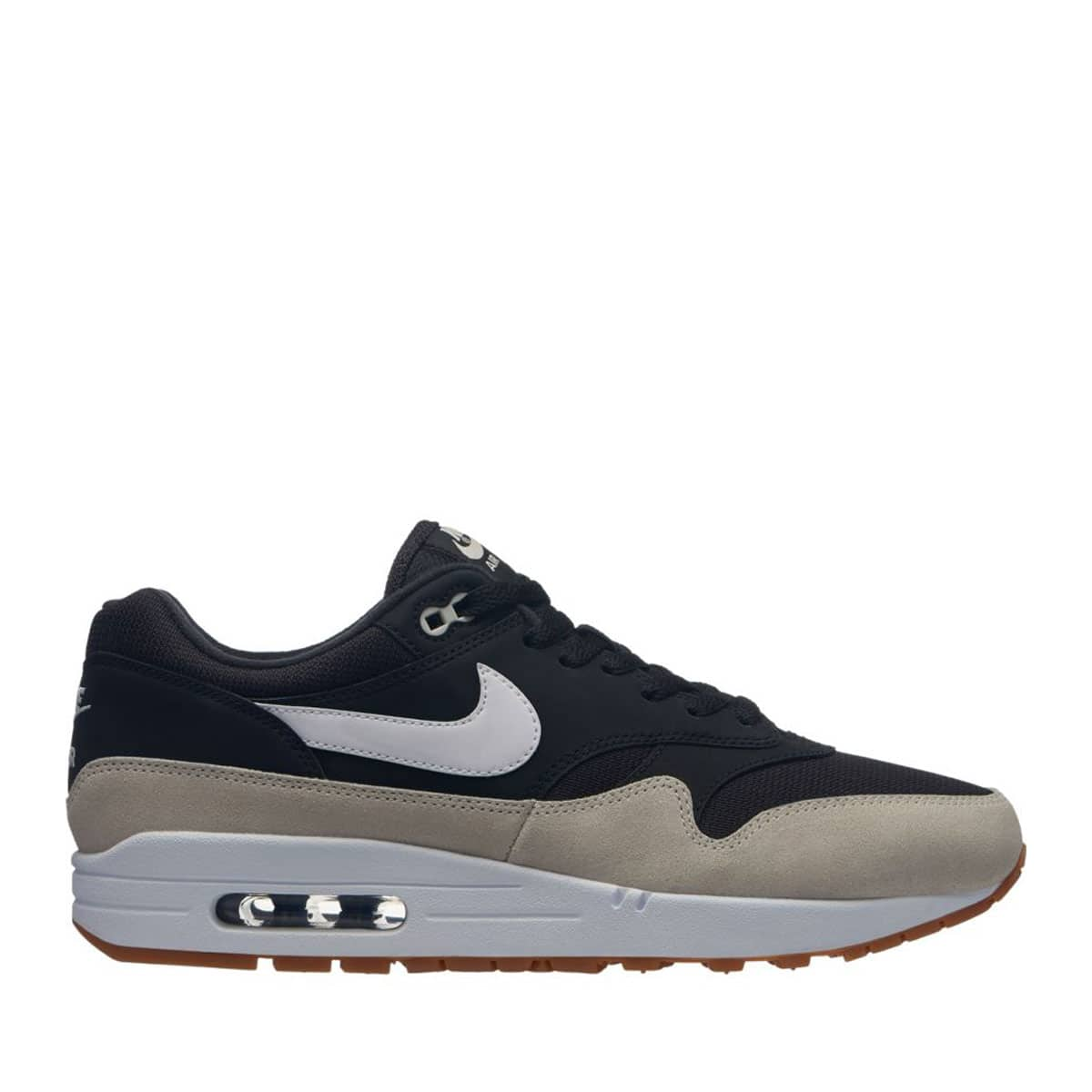 NIKE AIR MAX 1  BLACK/WHITE-LIGHT BONE 18HO-I_photo_large