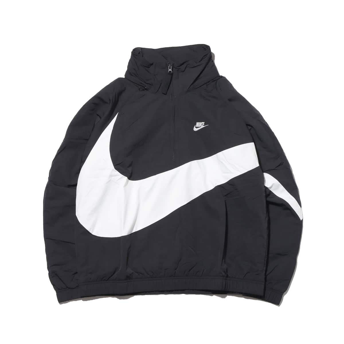 NIKE AS M NSW JKT HD ANRK QS  BLACK/SUMMIT WHITE_photo_large