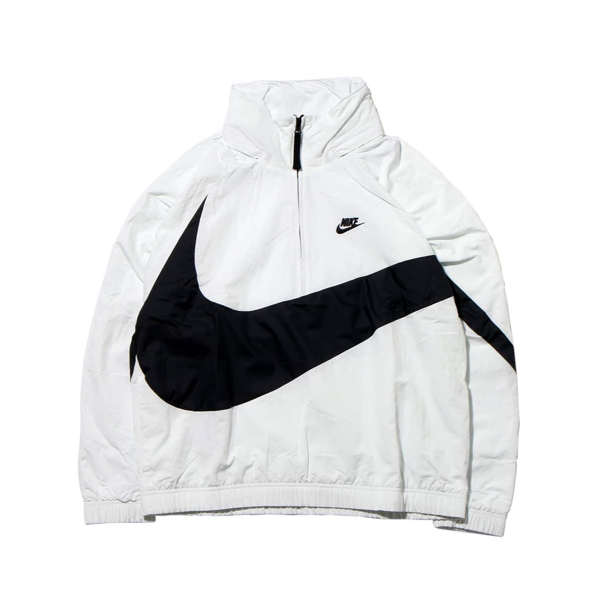 NIKE AS M NSW JKT HD ANRK QS  SUMMIT WHITE/BLACK_photo_large