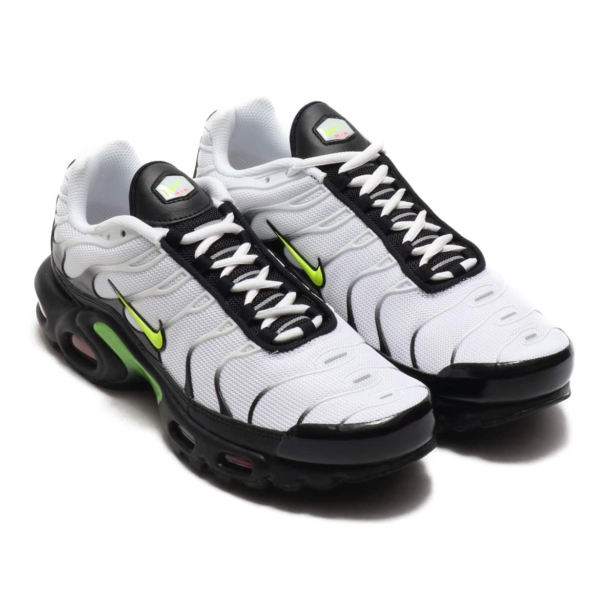 NIKE AIR MAX PLUS SE WHITE/VOLT-BLACK-BRT CRIMSON 19SU-I_photo_large