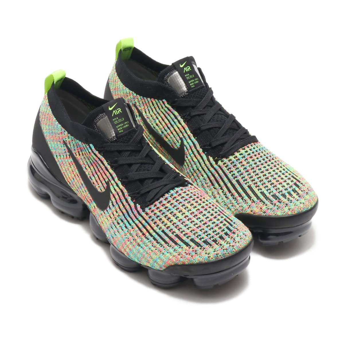NIKE AIR VAPORMAX FLYKNIT 3 BLACK/BLACK-VOLT-BLUE LAGOON 19SU-S_photo_large
