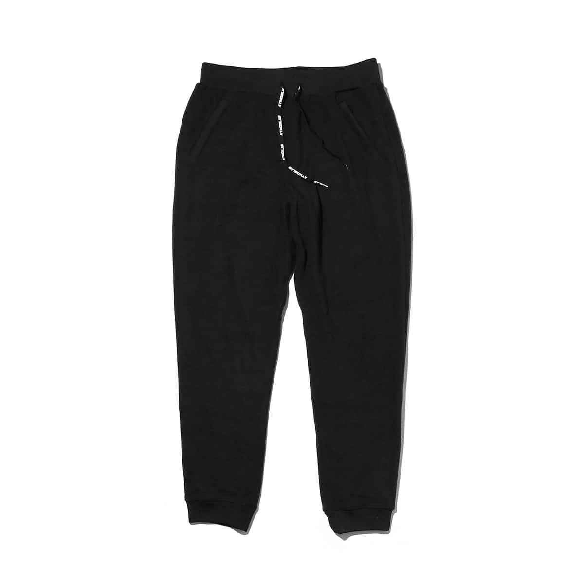 ATMOS LAB FLEECE PANTS  BLACK_photo_large