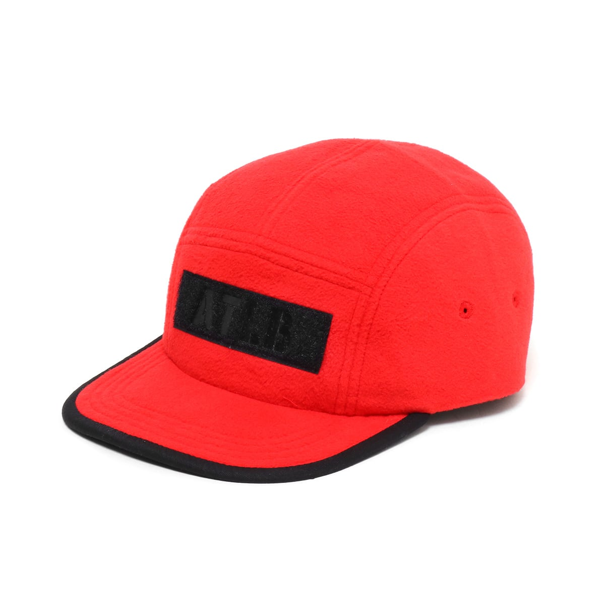 ATMOS LAB FLEECE CAMP CAP  RED_photo_large