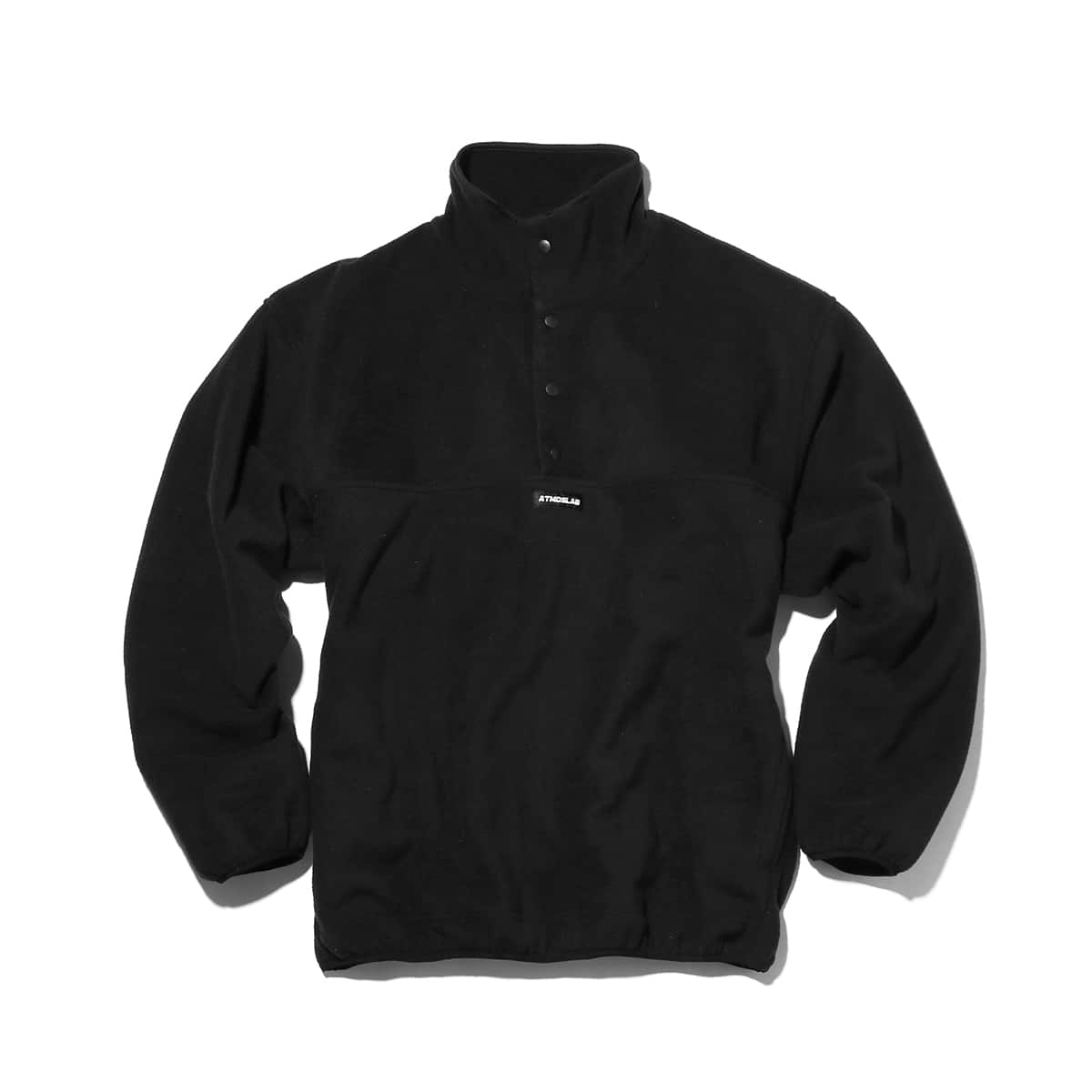 ATMOS LAB FLEECE PULLOVER  BLACK_photo_large