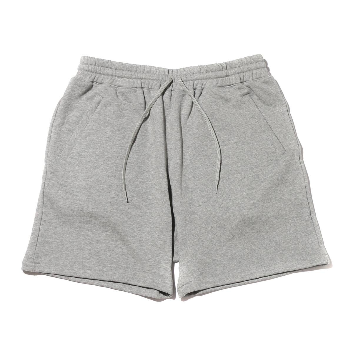 ATMOS LAB SWEAT SARROUEL SHORT  GRAY_photo_large